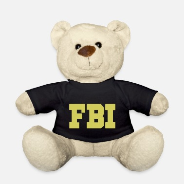 Federal FBI - Teddy Bear