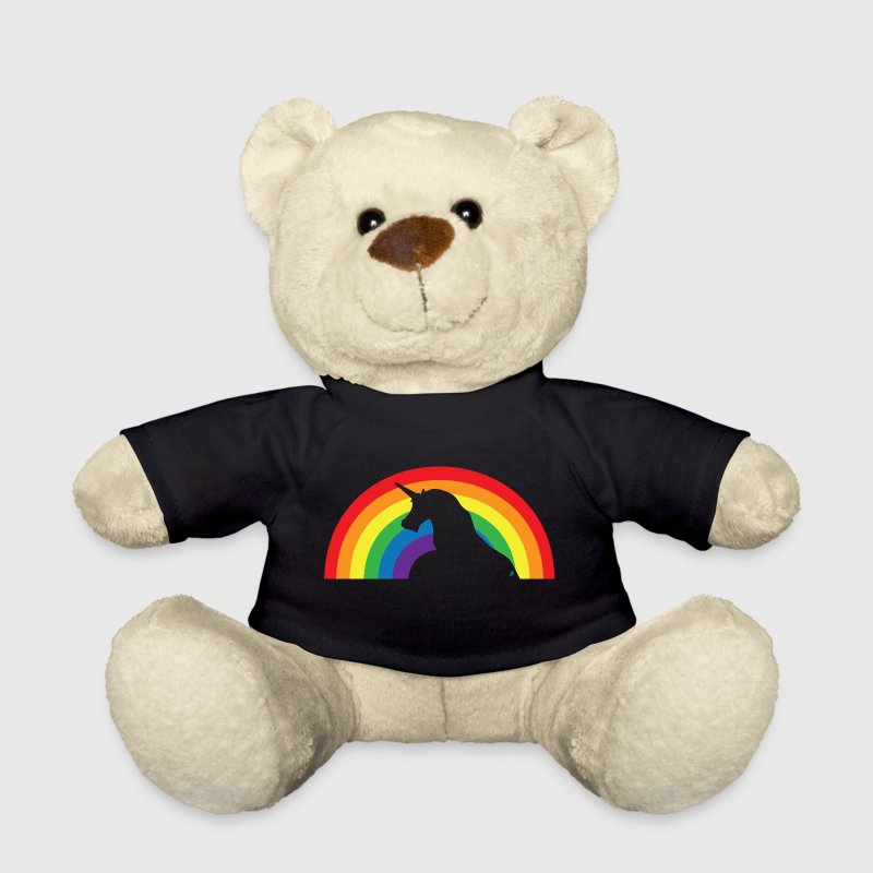 Unicorn and Rainbow - Teddy Bear