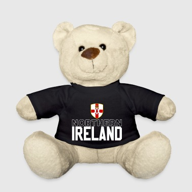 Northern Ireland retro jersey - Teddy Bear