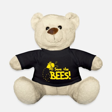 Save the bees! / Save the bees! - Teddy Bear