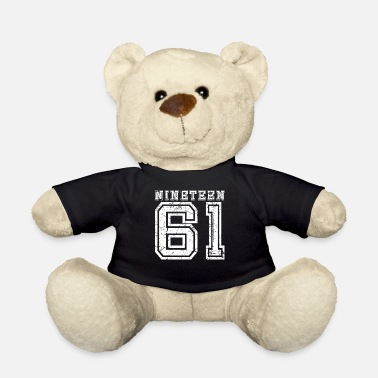 1961 NINETEEN 1961 - Teddy Bear