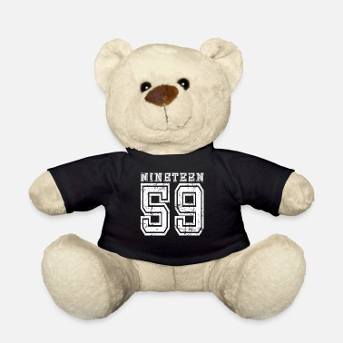 1959 NINETEEN 1959 - Teddy Bear