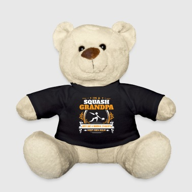Squash Squash Grandpa Shirt Gift Idea - Teddy Bear