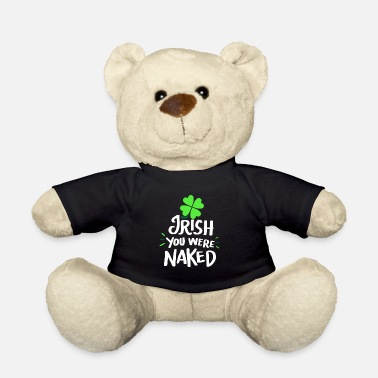 St Patricks Day Funny St. Patrick's Day shirt - Teddy Bear