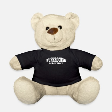 Punk Rock Punk Rocker punk rock Old School - Nounours