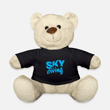 Skydiving Skydiving skydiving - Teddy Bear