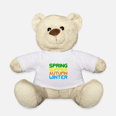 Seasonal Gift Seasons Seasons - Teddy Bear