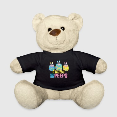 Chill and Cool Peeps - Teddy Bear