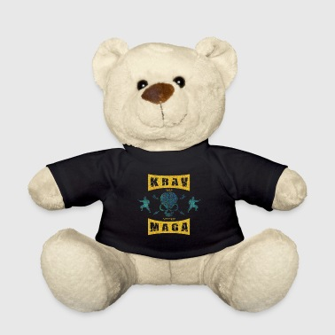 Krav Maga Birthday Gift Israel Military - Teddy Bear