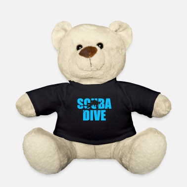 Scuba Scuba Dive Scuba Diving - Teddy Bear
