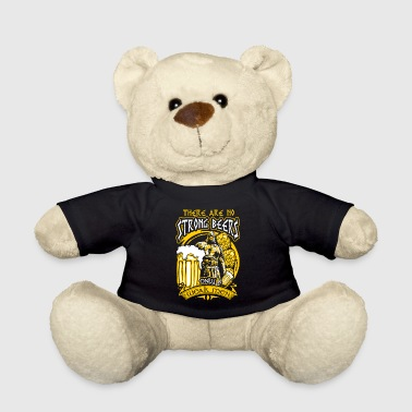Viking Walhalla beer drinking saying gift - Teddy Bear