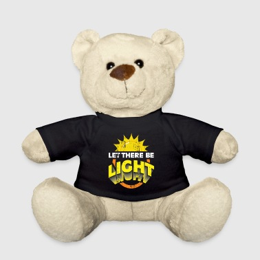Let there be light sun gift idea - Teddy Bear