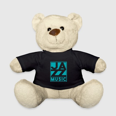 Jazz music Christmas gift birthday - Teddy Bear