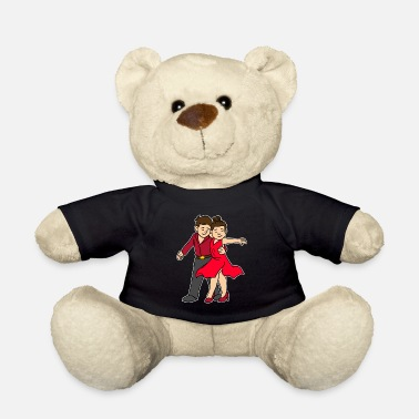 Ballroom Dancing Ballroom Dancing Model - Teddy Bear