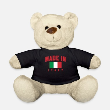 Italian Italian flag - Teddy Bear