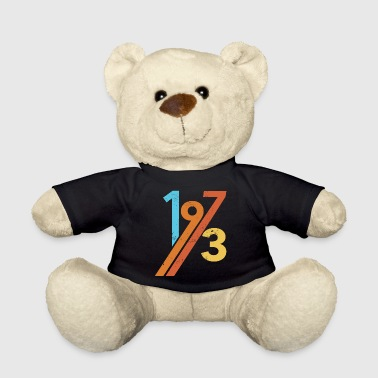 1973 1973 - Teddy Bear