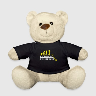 Evolution Bungee Jump Springer Gift - Teddy Bear