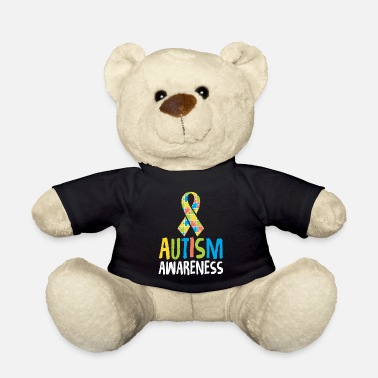 Autism Awareness Cute Autism Awareness for Autism Awareness - Teddy Bear