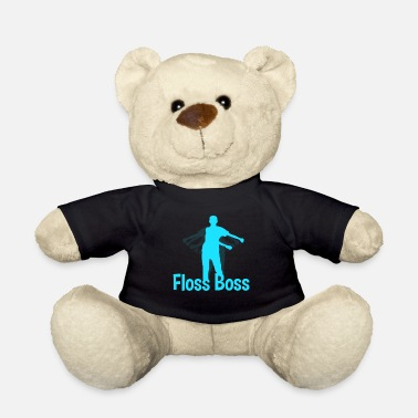Like A Boss Floss Like a Boss Gift for School Kids, Youth for School, Dance or Party - Teddy Bear
