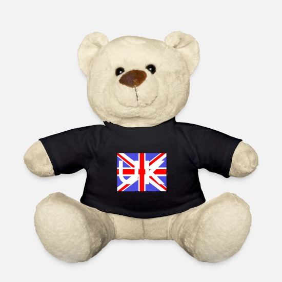 Memory Teddy Bear Toys - UK United Kingdom - Teddy Bear black