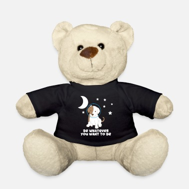 Jack Jack Russell - Tshirt Jack Russell - Sois toi - Nounours