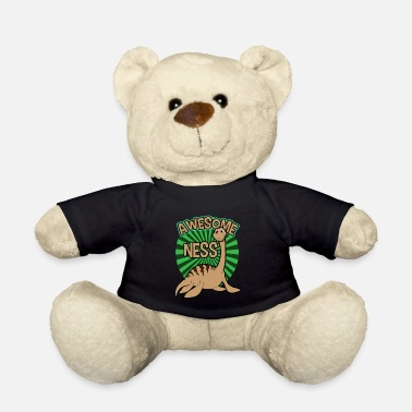 Monster Loch Ness Nessi Awesome Awesomeness Shirt Kids - Teddybeer
