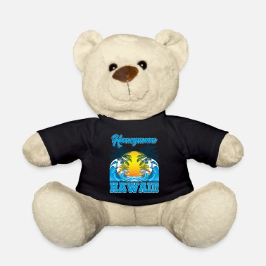 Honeymoon Honeymoon - Honeymoon - Honeymoon Tshirt - Teddy Bear