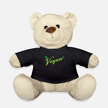 Meatless Vegan Meatless Healthy - Teddy Bear