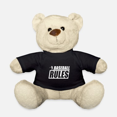 Pitcher Baseball Rules Pitcher Pitcher Gift - Teddy Bear