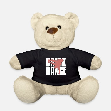 B Girl Breakdancer | Breakdance, B-Boy, B-Girl, Dancing - Teddy Bear
