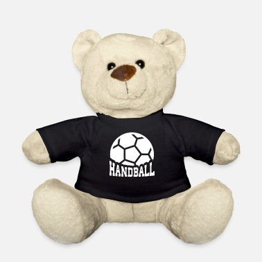 Ballroom Dancing Handball Ball - Teddy Bear