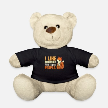Animal Animal animals Animal lovers - Teddy Bear