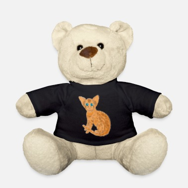 Persians oriental shorthair cat gift idea - Teddy Bear