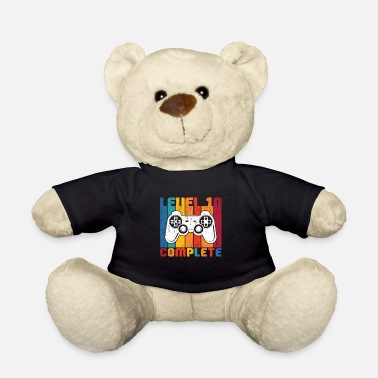 Care Level 10 completed - Teddy Bear