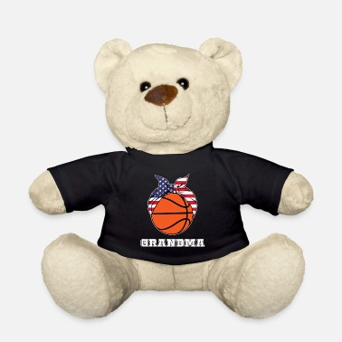 Basketball Jersey Basketball Grandma Jersey | Gift for Basketball - Teddy Bear