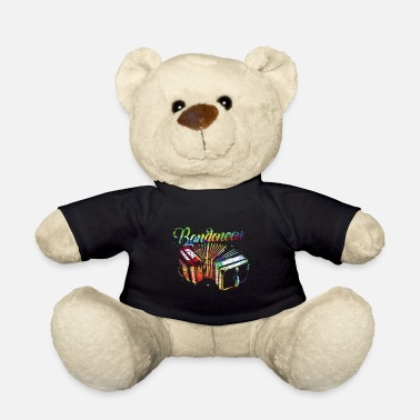 Tape Bandoneon wind instrument gift - Teddy Bear