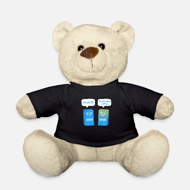 Software Software developer programmer software - Teddy Bear