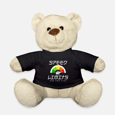 Highway speed limit - Teddy Bear