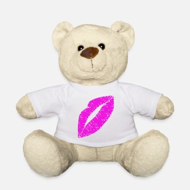 Lip Lips - lips - Teddy Bear