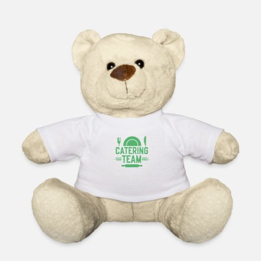 Squad Team Caterer Catering Service Deliver Delivery - Teddy Bear