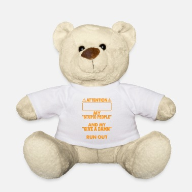Pregnancy I Am Out Of Order Until Further Notice Funny Shirt - Teddy Bear