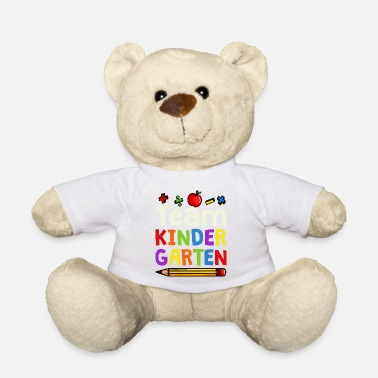 Kindergarten Kindergarten kindergarten teacher - Teddy Bear