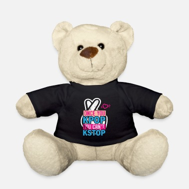 K Pop K-pop k-pop clothing k-pop music k-pop - Teddy Bear