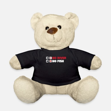 Bluff Poker saying poker player shirt gift - Teddy Bear
