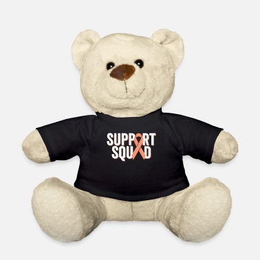 Endometrial Cancer Survivor Support Squad | Uterine Endometrial Cancer - Teddy Bear