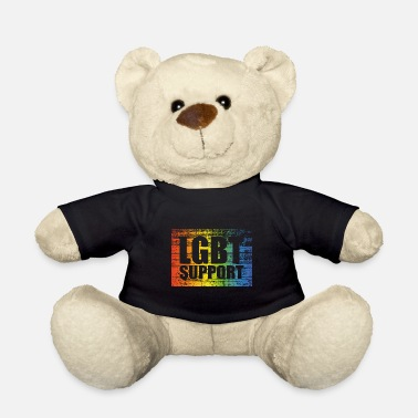 Lgbt LGBT support - Teddy Bear