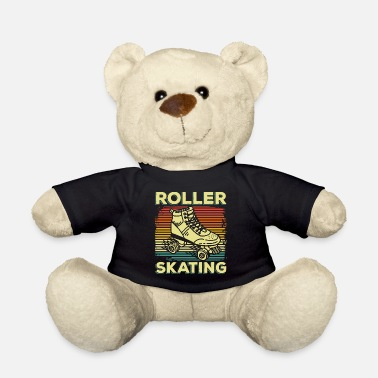 Roller Skating Roller skate - Teddy Bear