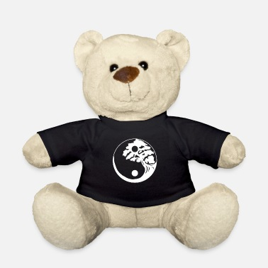 Philosophy Ying and Yang Pinyin Chinese philosophy - Teddy Bear