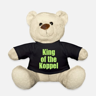 Koppel Koppel King of ../+ - Teddybär