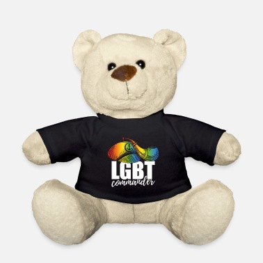 Lgbt LGBT leader - Teddy Bear
